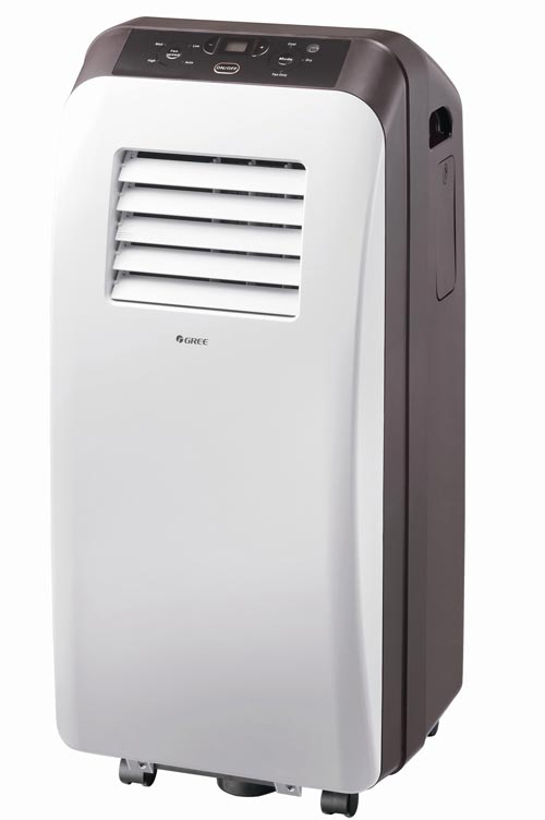 gree portable air-conditioner