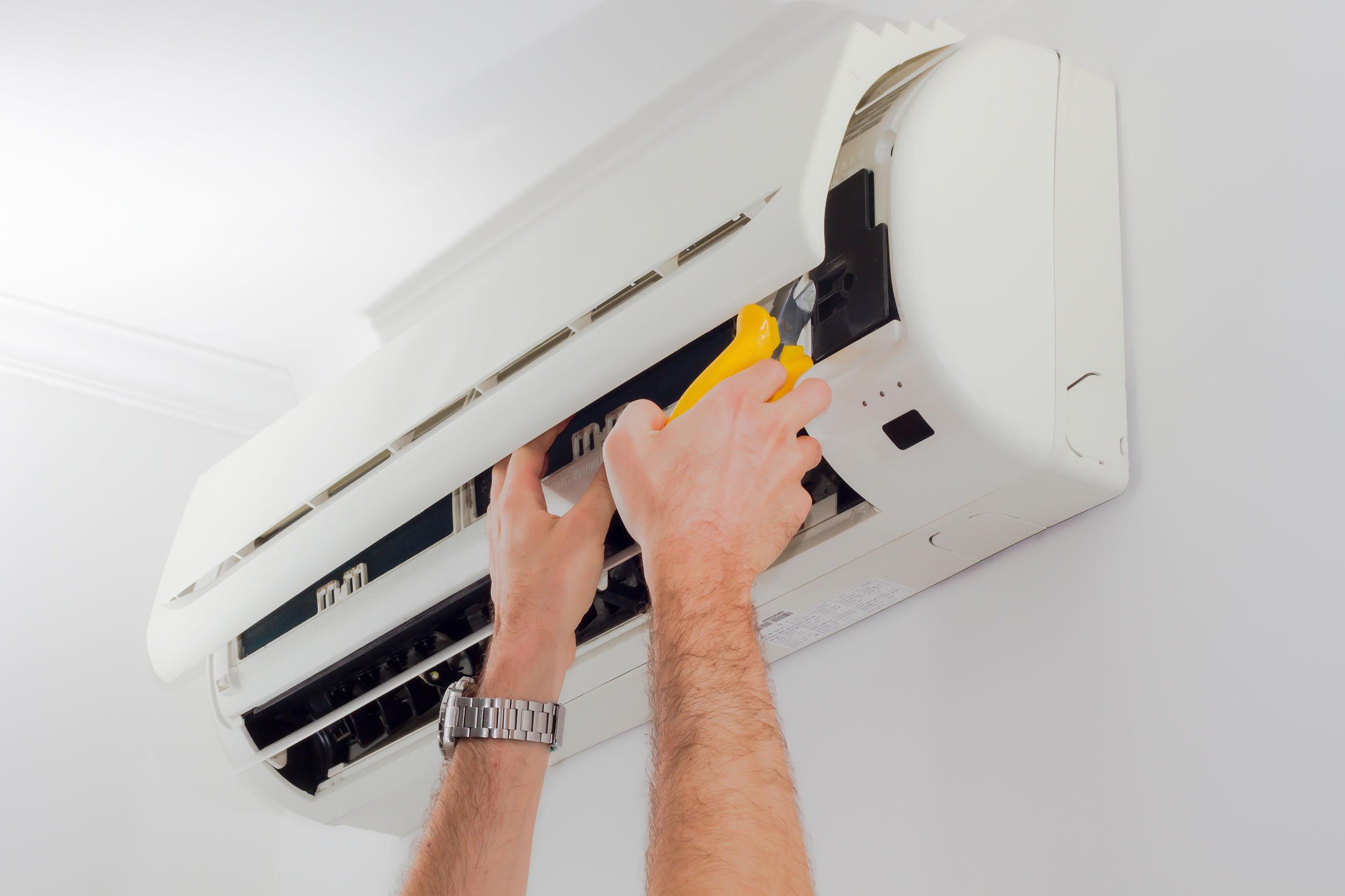 Air Conditioning Self Maintenance #C0910B