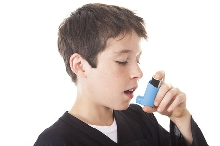 air conditioning unit to control asthma