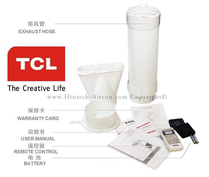 tcl-20000btu-portable-aircon-accessories