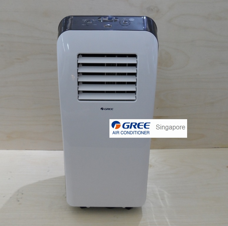 Mobile Air Compressor >> GREE Portable AirConditioner (12000BTU)