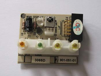 Infra-red signal receiver