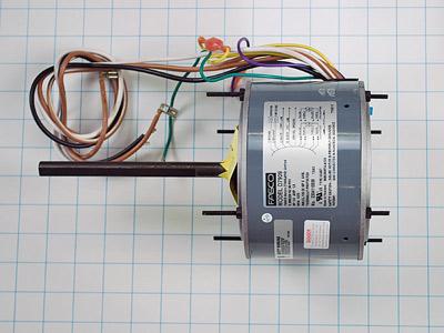 aircon fan motor