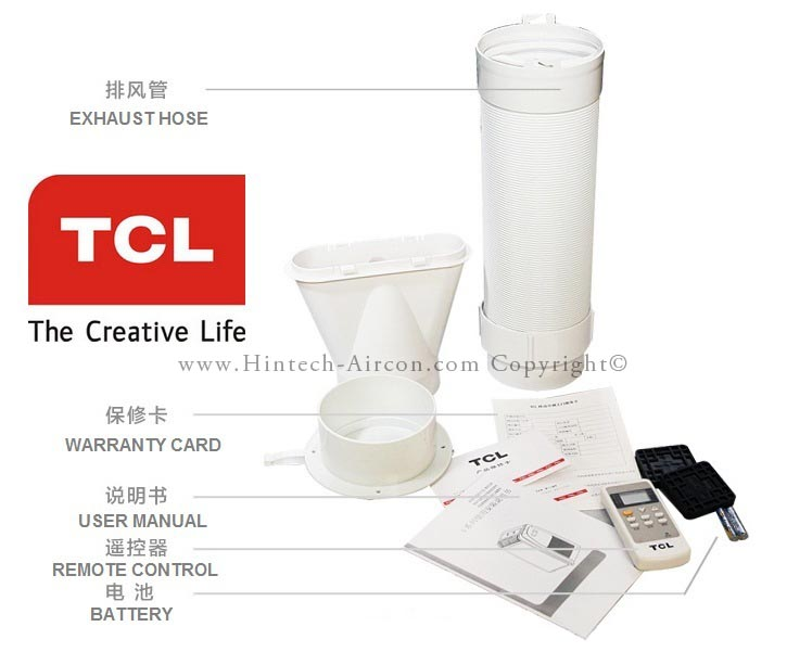 tcl-20000btu-portable-aircon-accessories