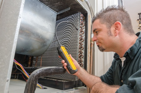 Refrigerant-Leak-Detector